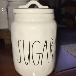 Rae Dunn Small Sugar Canister